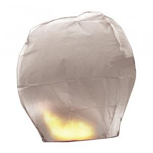 Lanterna Dei Cieli 100 cm Bianca