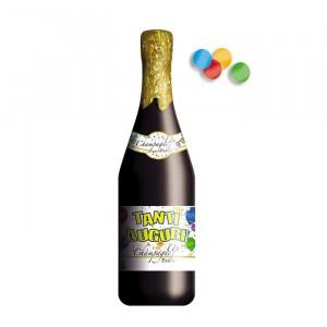 Champagne Sparacoriandoli 50 cm Tanti Auguri