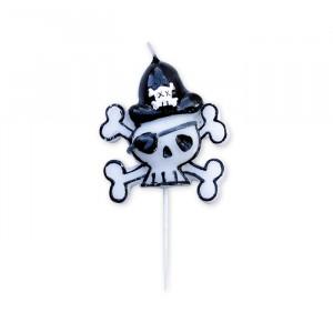 Candelina Picks 9 cm Pirates