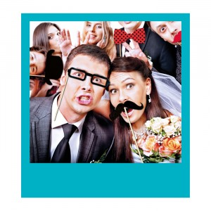 8 Photo Booth 20 cm Weddings