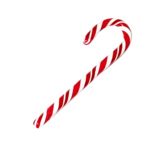 Candy Cane rosso