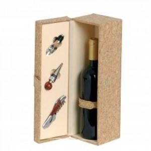 Cassetta Sughero 1 Bottiglia