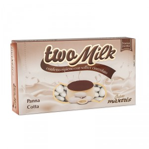 Panna Cotta Two Milk Maxtris 1 kg