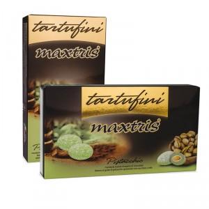 Tartufini Pistacchio Maxtris - 500 gr