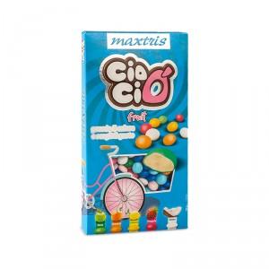 CioCio Fruit Cioccolato al Latte Maxtris 500 gr.