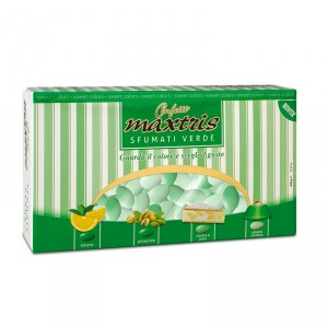 Sfumati Mandorla Verde - Confetti Maxtris 1 kg
