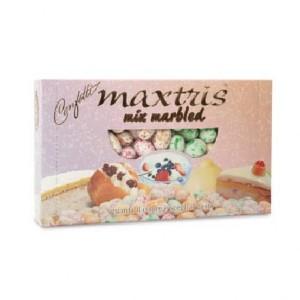 Mix Marbled - Confetti Maxtris 1 kg
