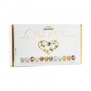 Les Perles de l'Amour Maxtris 1 kg Bianco Oro