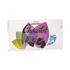 Confetti Maxtris al Cioccolato Sfumati Azzurro
