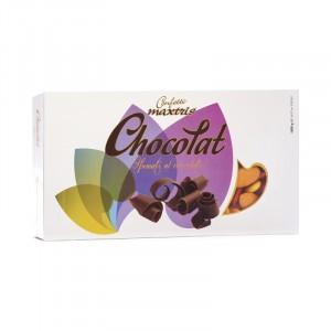 Confetti Maxtris al Cioccolato Sfumati Arancio