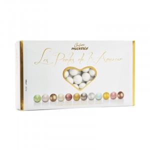Les Perles de l'Amour Maxtris 1 kg Bianco