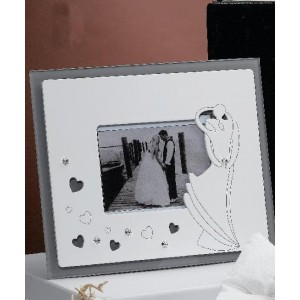 Portafoto Abbraccio 17x14