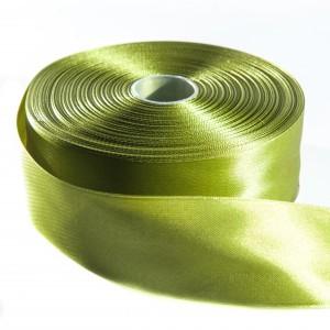 Nastro raso H.25mm verde