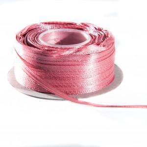 Nastro raso H.3 mm rosa