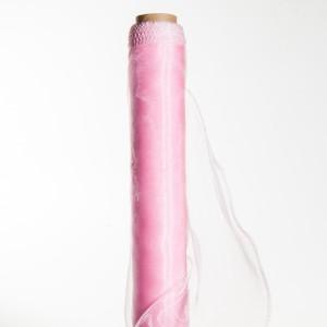 Deco Organza H.48 cm L.10 m Rosa