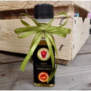 Olio extravergine di Oliva Sabina DOP 20 ml