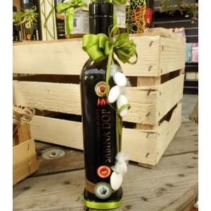 Olio extravergine di Oliva Sabina DOP 500 ml