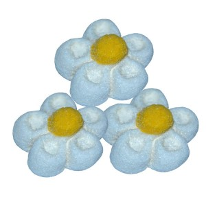 Marshmallow Margherite Bianche 900 gr.