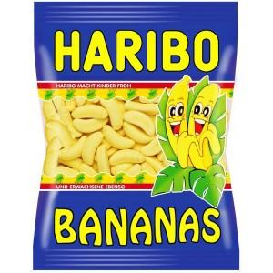 Caramelle Haribo Bananas 100 gr
