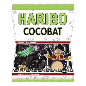 Caramelle Haribo Cocobat 100 gr