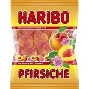 Caramelle Haribo Pesche 100 gr