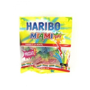 Caramelle Haribo Miami Frizz 100 gr