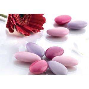 Confetti Sfumati Rosa Al Cioccolato