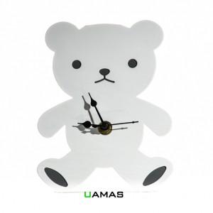 Orologio Orso in Ferro