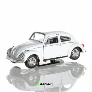 Modellino Auto Grande in Metallo Colori Assortiti