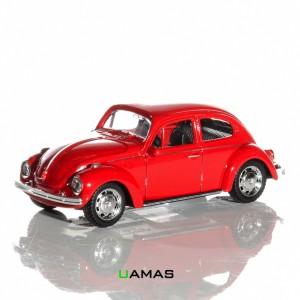 Modellino Auto Piccola in Metallo Colori Assortiti