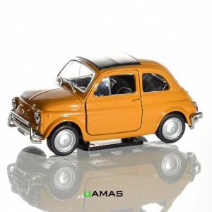Modellino Auto Colori Assortiti in Metallo