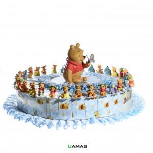 Torta Disney Winnie The Pooh Celeste