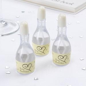 Bolle di Sapone Bottiglia Avorio 24 pz