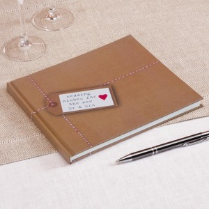 Guest Book Just my Type