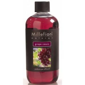 Profumo per diffusore Grape Cassis MILLEFIORI