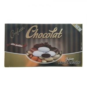 Confetti Maxtris al Cioccolato Sfumati Marroni