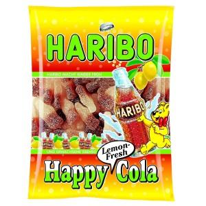 Caramelle Haribo Happy Cola Lemon Fresh 100 gr