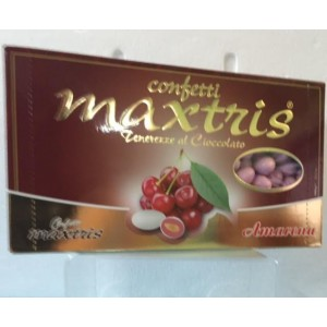 Amarena - Confetti Maxtris 1 kg Rosa