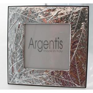 Cornice Argentis Martellato Argento 13x18