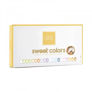 Maestri Confettieri Sweet Colors Sfumati Marrone 1 kg
