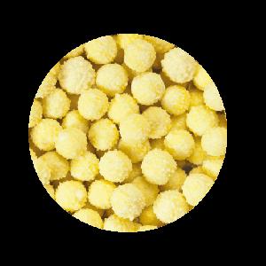 Ricci Gialli - Confetti Maxtris 1 kg