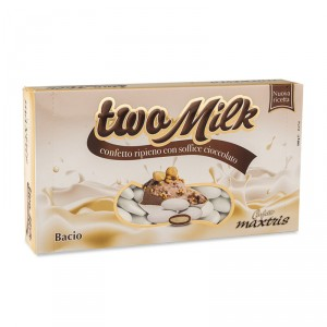 Bacio Two Milk Maxtris 1 kg