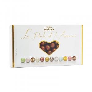 Les Perles de l'Amour Maxtris 1 kg Rosso Oro