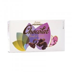 Confetti Maxtris al Cioccolato Sfumati Rosa
