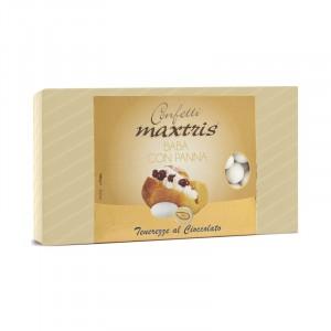 Confetti Maxtris Babà con Panna 1 kg