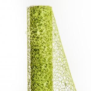 Polycotton net H.48 cm L.5 m Verde