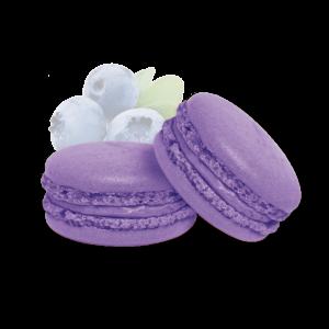 Macarons (Mirtillo)