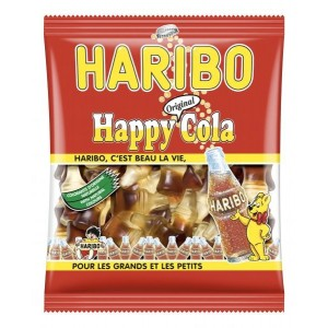 Caramelle Haribo Happy Cola 100 gr