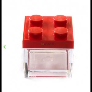 Scatolina in Plexiglass con Tappo Lego