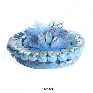 Torta Candele Celesti